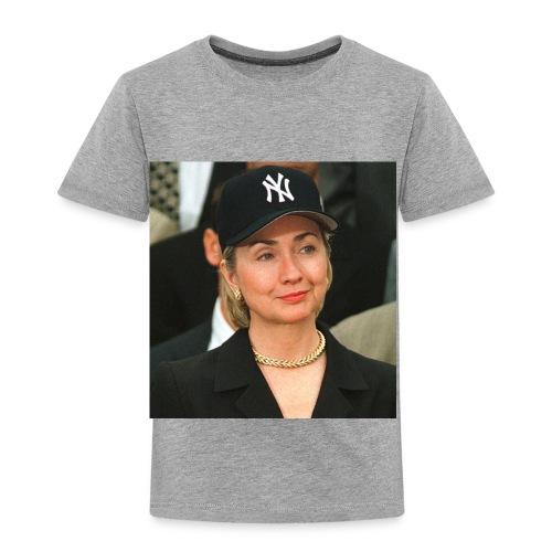 hillary_ny_large - Toddler Premium T-Shirt