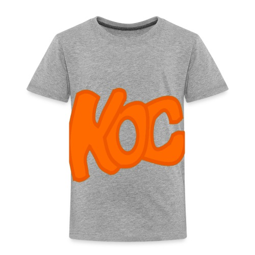 KingOfCookies Collection - Toddler Premium T-Shirt