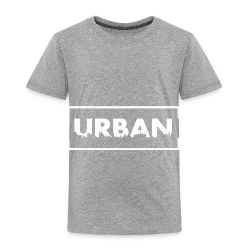Urban City Wht - Toddler Premium T-Shirt