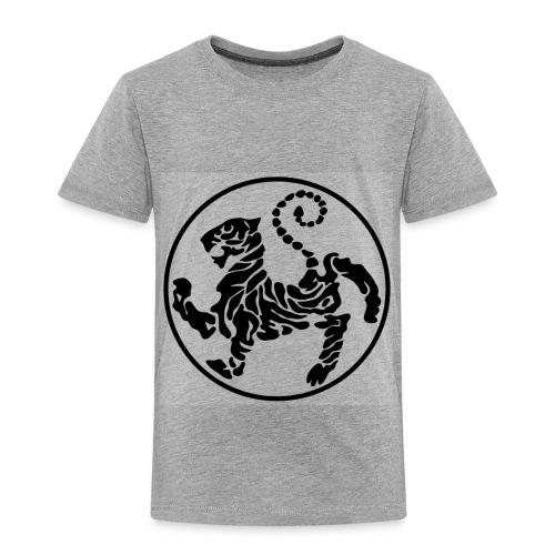 Shotokan-Tiger_black - Toddler Premium T-Shirt