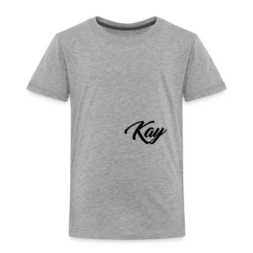 Kay Hoodie - Toddler Premium T-Shirt