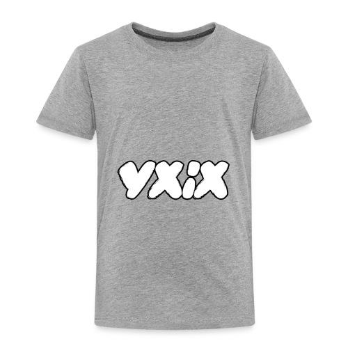 YXIX logo - Toddler Premium T-Shirt