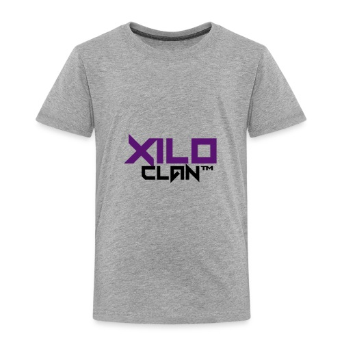 Official Xilo Clan™ - Toddler Premium T-Shirt