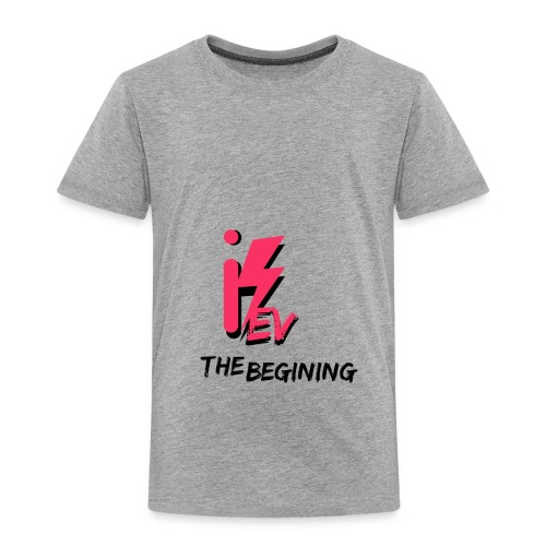 iKev: The Beginning - Toddler Premium T-Shirt