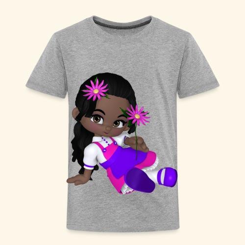 african dall - Toddler Premium T-Shirt