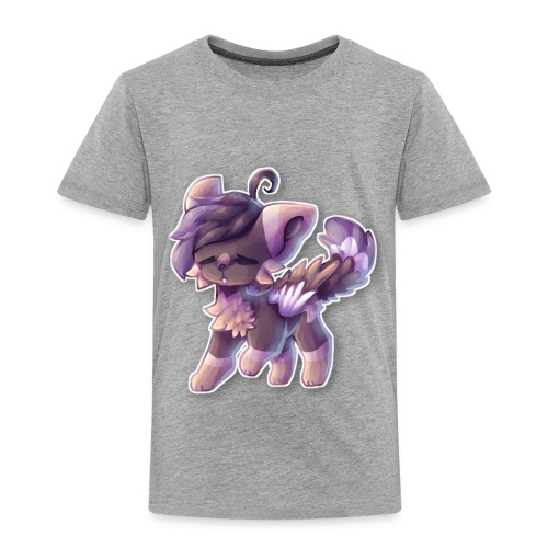 funny cat - Toddler Premium T-Shirt