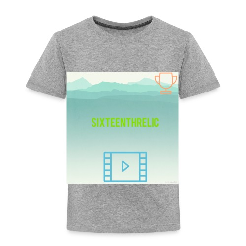 SixteenthRelic - Toddler Premium T-Shirt