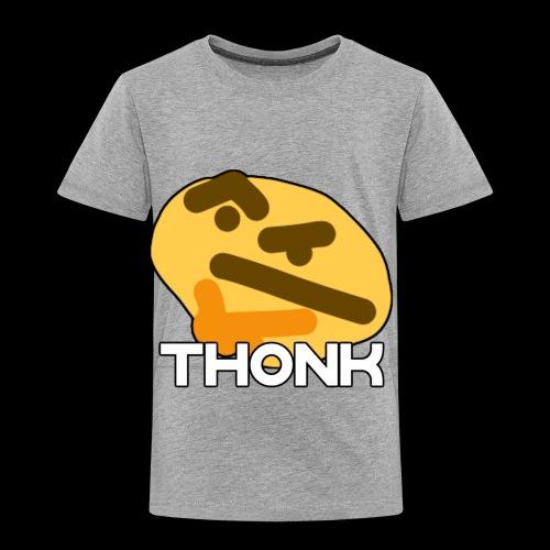 thonkerboi - Toddler Premium T-Shirt