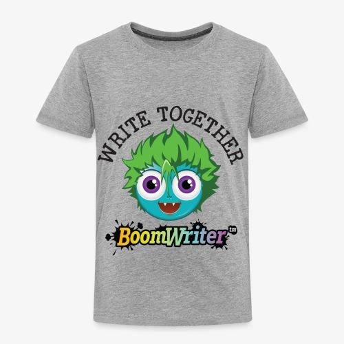 t shirt 22 black text - Toddler Premium T-Shirt