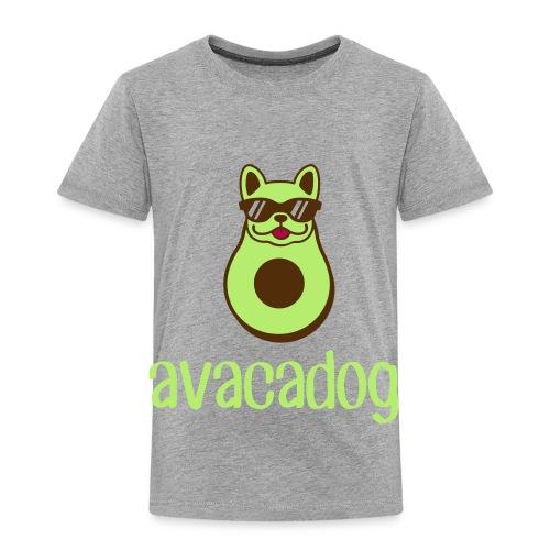 avacadog - Toddler Premium T-Shirt