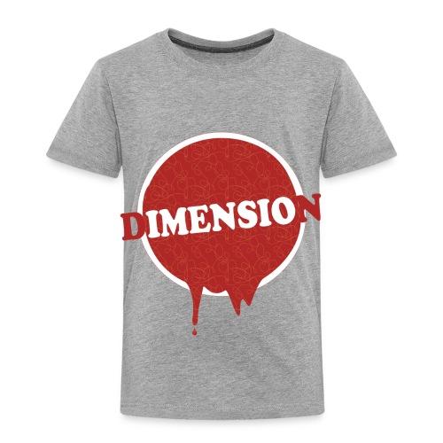 Dimension Prints - Toddler Premium T-Shirt