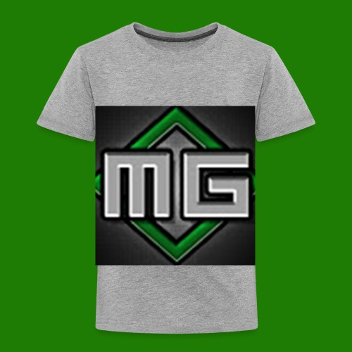 MrGreenGaming Logo Phone Cases - Toddler Premium T-Shirt