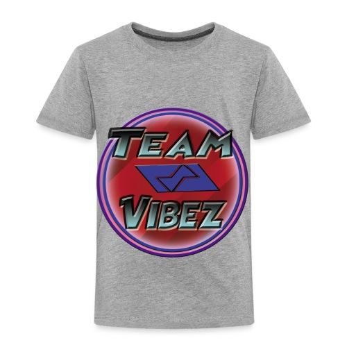 Team Vibez Stuff Test - Toddler Premium T-Shirt