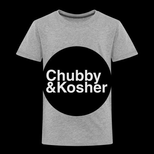 Chubby & Kosher - Toddler Premium T-Shirt