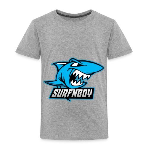 Surfnboy Mascot - Toddler Premium T-Shirt