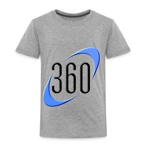 360 The Logo! - Toddler Premium T-Shirt