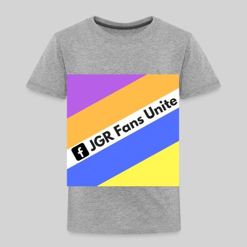 JGR Fans Unite Retro Logo - Toddler Premium T-Shirt