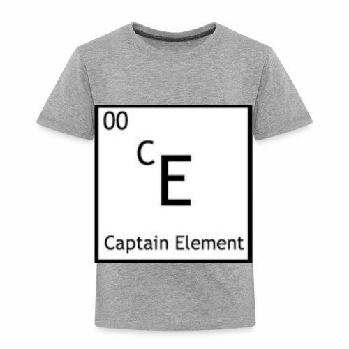 Captain Element Logo - Toddler Premium T-Shirt