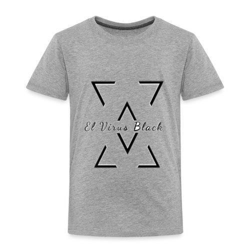 El Virus Black - Toddler Premium T-Shirt