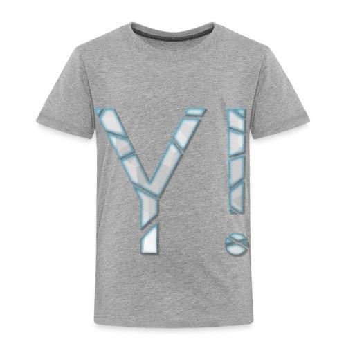 Yenkij - logo - Toddler Premium T-Shirt