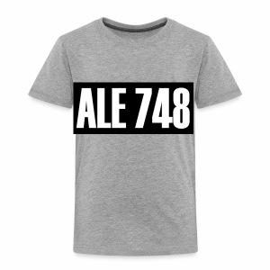 ALE 748 lit Merch - Toddler Premium T-Shirt