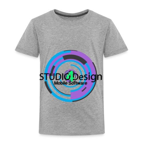 S4DLogo - Toddler Premium T-Shirt