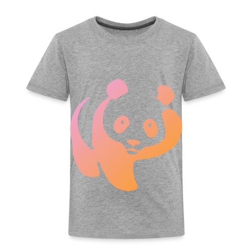 Hello Panda - Toddler Premium T-Shirt