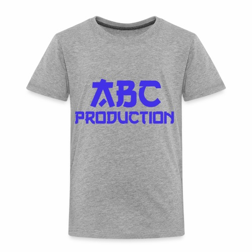 abc production - Toddler Premium T-Shirt