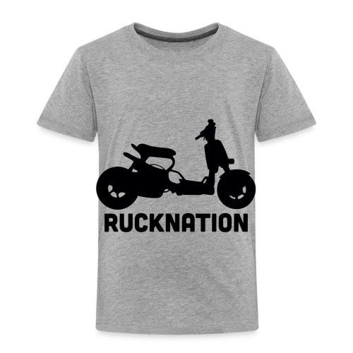 Ruckus rucknation - Toddler Premium T-Shirt