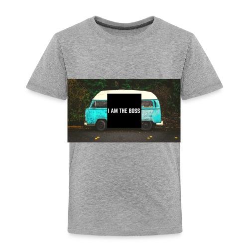 Boss - Toddler Premium T-Shirt