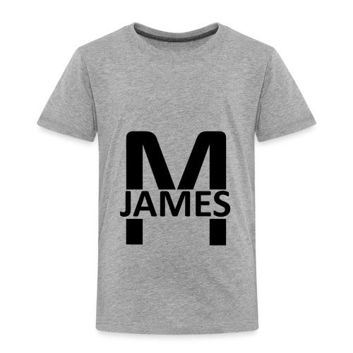 James - Toddler Premium T-Shirt