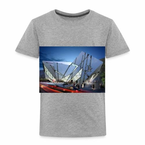 1014 4 1000 libeskind 4 - Toddler Premium T-Shirt