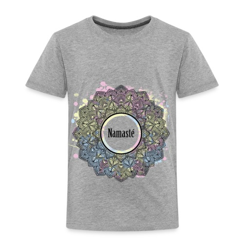 NAMASTE - Toddler Premium T-Shirt