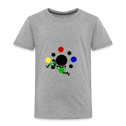 Complicated Strategy Map - Toddler Premium T-Shirt