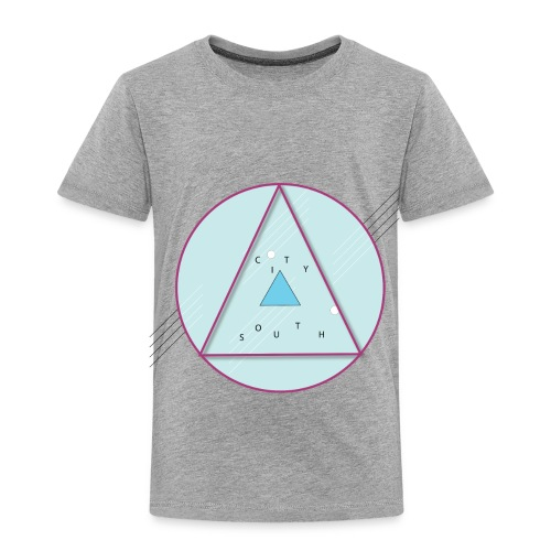 City South Triangle - Toddler Premium T-Shirt