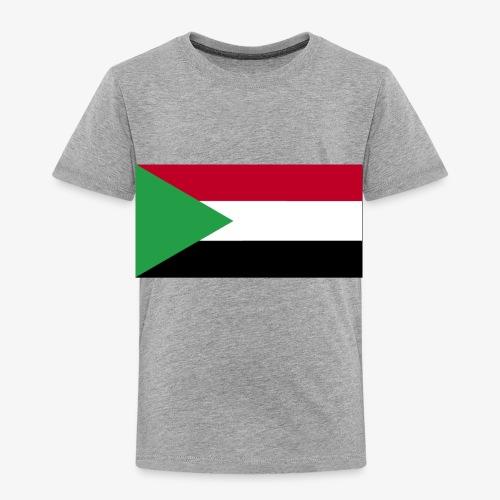 Sudan flag - Toddler Premium T-Shirt