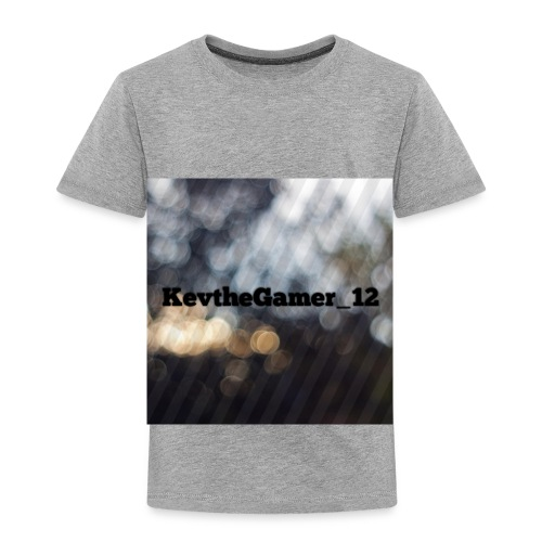 The KevtheGamer_12 store - Toddler Premium T-Shirt