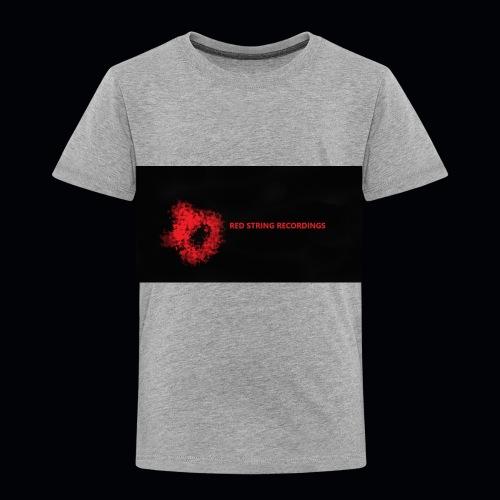 Red String Recording - Toddler Premium T-Shirt