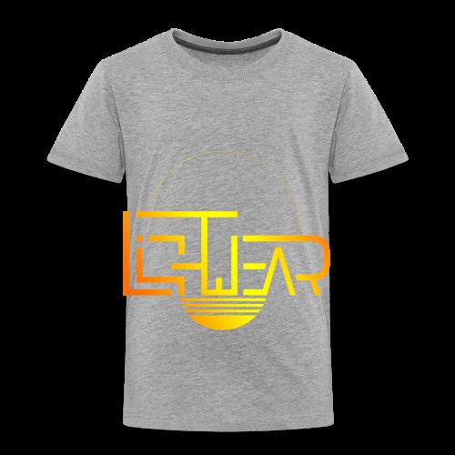 Official Lightwear Gear - Toddler Premium T-Shirt