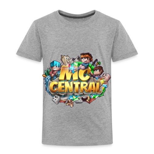 MC Central Logo - Toddler Premium T-Shirt