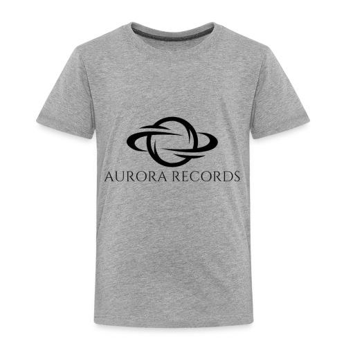 Aurora Records Logo - Toddler Premium T-Shirt