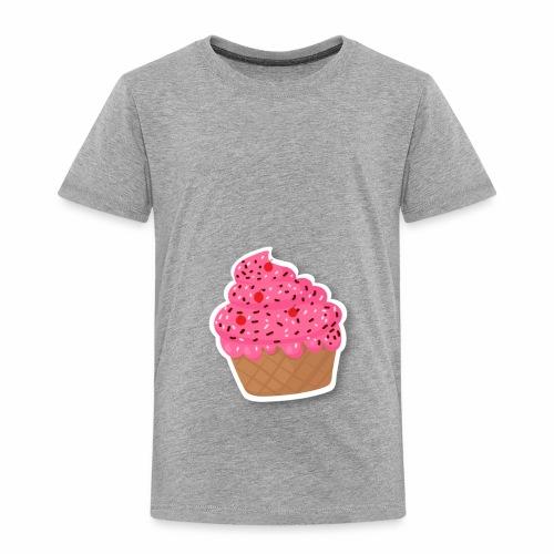 cupcake - Toddler Premium T-Shirt