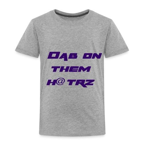 dab - Toddler Premium T-Shirt