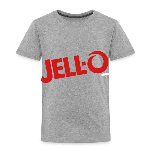 Jell O logo - Toddler Premium T-Shirt