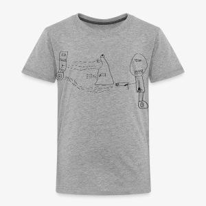 BattleBots - Toddler Premium T-Shirt