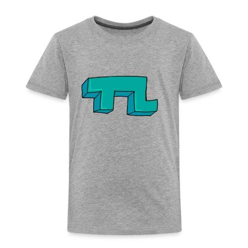 Official TL Logo - Toddler Premium T-Shirt
