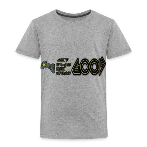 Cosmic Sol Get Good - Toddler Premium T-Shirt