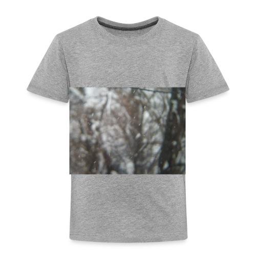 Snowflake - Toddler Premium T-Shirt