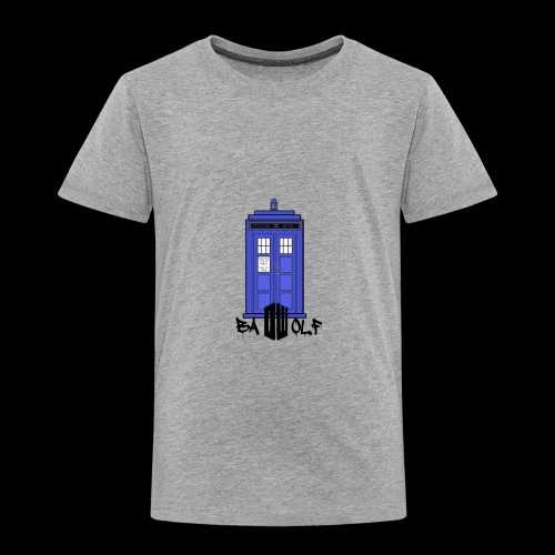 TARDIS - Toddler Premium T-Shirt