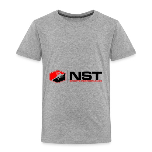 NST Color Logo - Toddler Premium T-Shirt